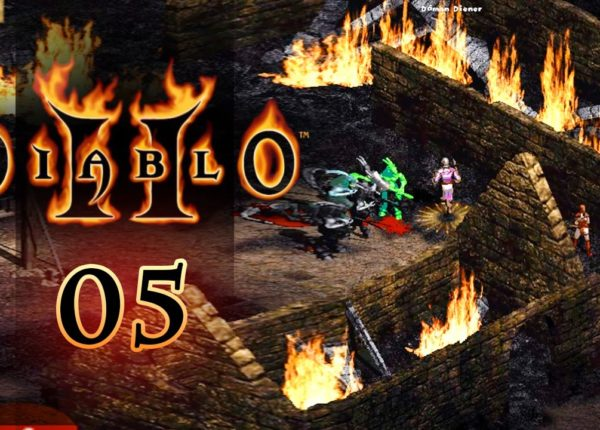 Diablo 2: Lord of Destruction [#05] - Das kann ja wohl nicht anCain! - Let's Play