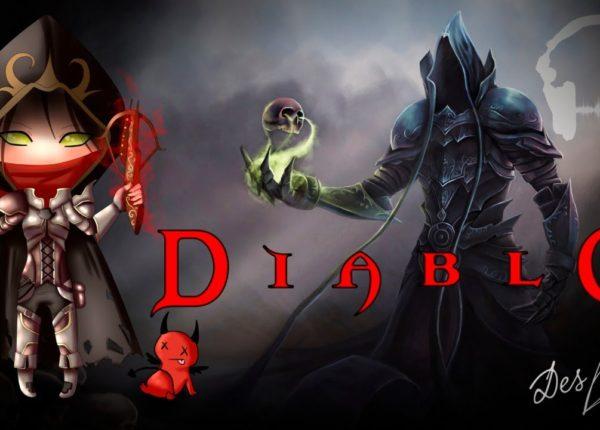 Diablo III   Просто забеги на охотнике (Без Слов)