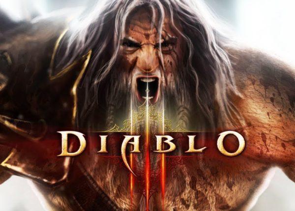Прохождение Diablo III: Reaper of Souls за варвара #1