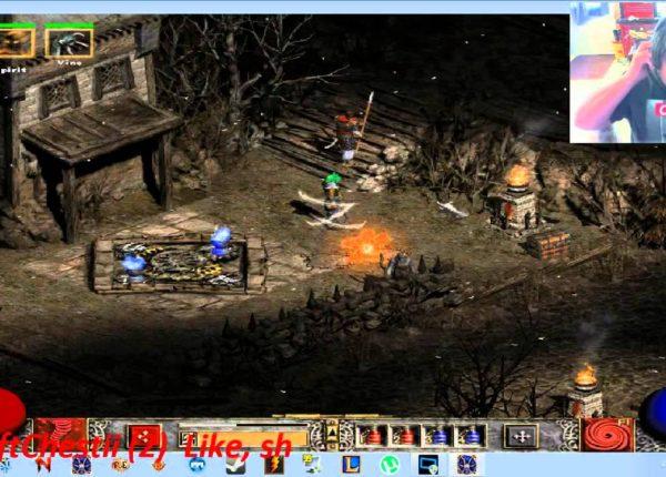 Diablo 2 LOD Scroll Wheel and Full Screen Borderless fixes PLUS bonus!