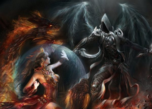 Diablo 3 - Отчаяние Калдесанна