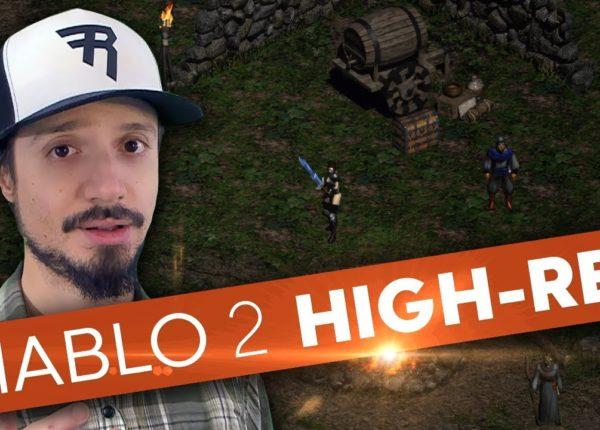 Glorious Diablo 2 High-Res Textures Fan Project; Diablo 2 Doom Mod; KOTOR sequel coming, & more...