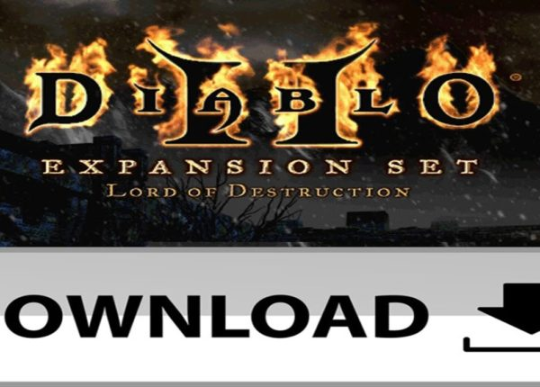 Baixar e Instalar-Diablo II Lord of Destruction (v1.13c)2019
