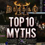 Top 10 Myths of Diablo 2