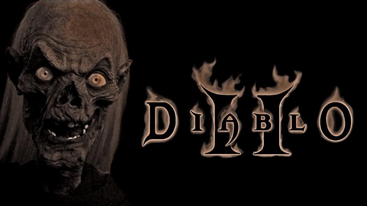 Diablo 2 ygbkm # в логово Маггота