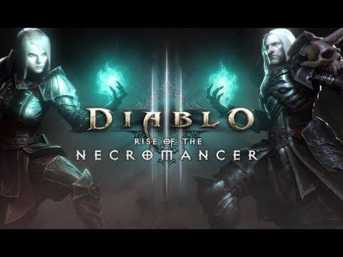 Diablo 3 - 13 сезон, Одеваем некроманта, часть 2