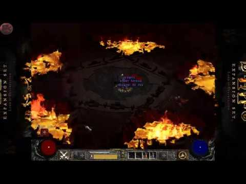 diablo 2 lord of destruction |EP 9| Thorns Paladin Nightmare ACT 4