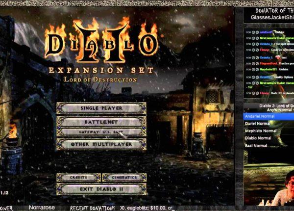 Diablo 2 Speedrun Tutorial Part 1: Introduction