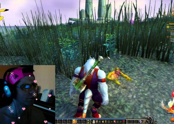 АСМР ГЕЙМИНГ ВОРЛД ОФ ВОРКРАФТ ASMR GAMING World of Warcraft WHISPER RUSSIAN LANGUAGE ЧАСТЬ 3