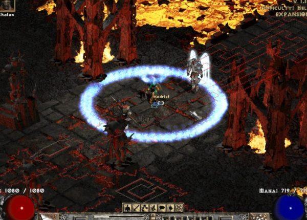 Diablo 2 - Holy Grail Sorc - Day 23 - Chaos ,Pindleskin runs