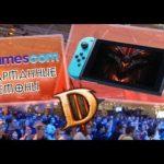Diablo 3 на Nintendo Switch. Мы на Gamescom 2018