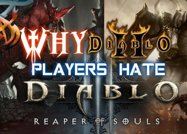 Why Diablo 2 Players Hate Diablo 3