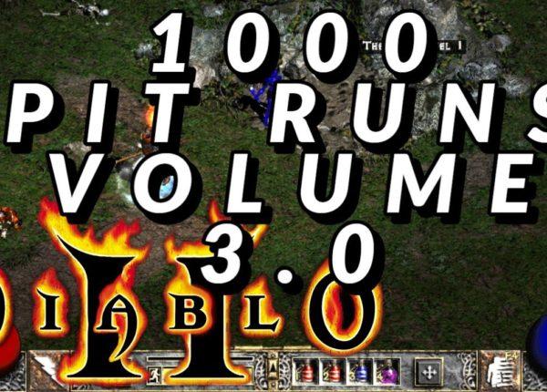 DIABLO 2 - 1000 PITRUNS 3.0