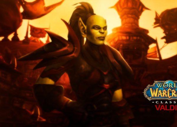 World of Warcraft: Classic | История о Valdi, который попал на Пламегор ❤