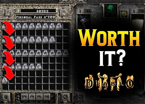 Diablo 2 - Cubing Mid Runes Worth it??