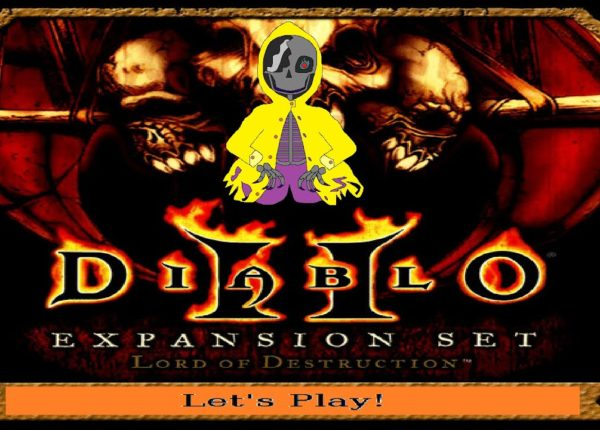 Let's play Diablo 2 part 2: there can only be one necromancer