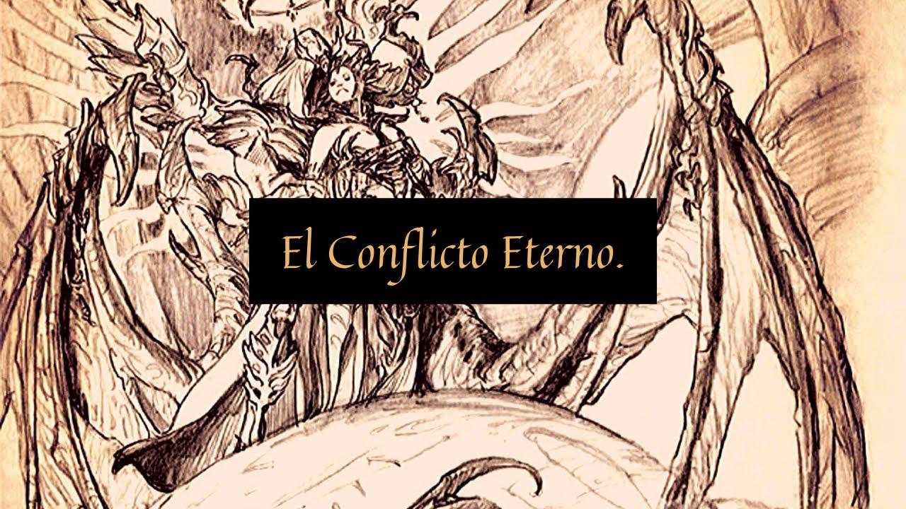 La HISTORIA de DIABLO parte 2: El CONFLICTO ETERNO | LORE de la saga (BLIZZARD).