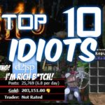 The Top 10 Idiots of Diablo 2