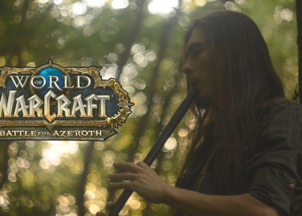 World of Warcraft - Zuldazar Bazaar - Cover by Dryante (Battle for Azeroth)