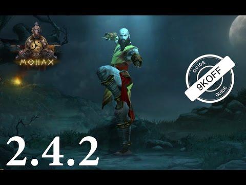 Diablo 3: TOП билд для монаха в сольной игре 2.4.2