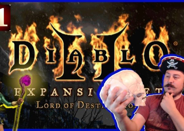 🔴Diablo II : Lord of Destruction | New Series | Still better than Diablo 3 | NEW CHARACTER |