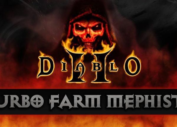 [FR] ALDERIATE - DIABLO II LOD - 1.14D - NORMAL -  PALADIN - TURBO FARM DU BOSS MEPHISTO