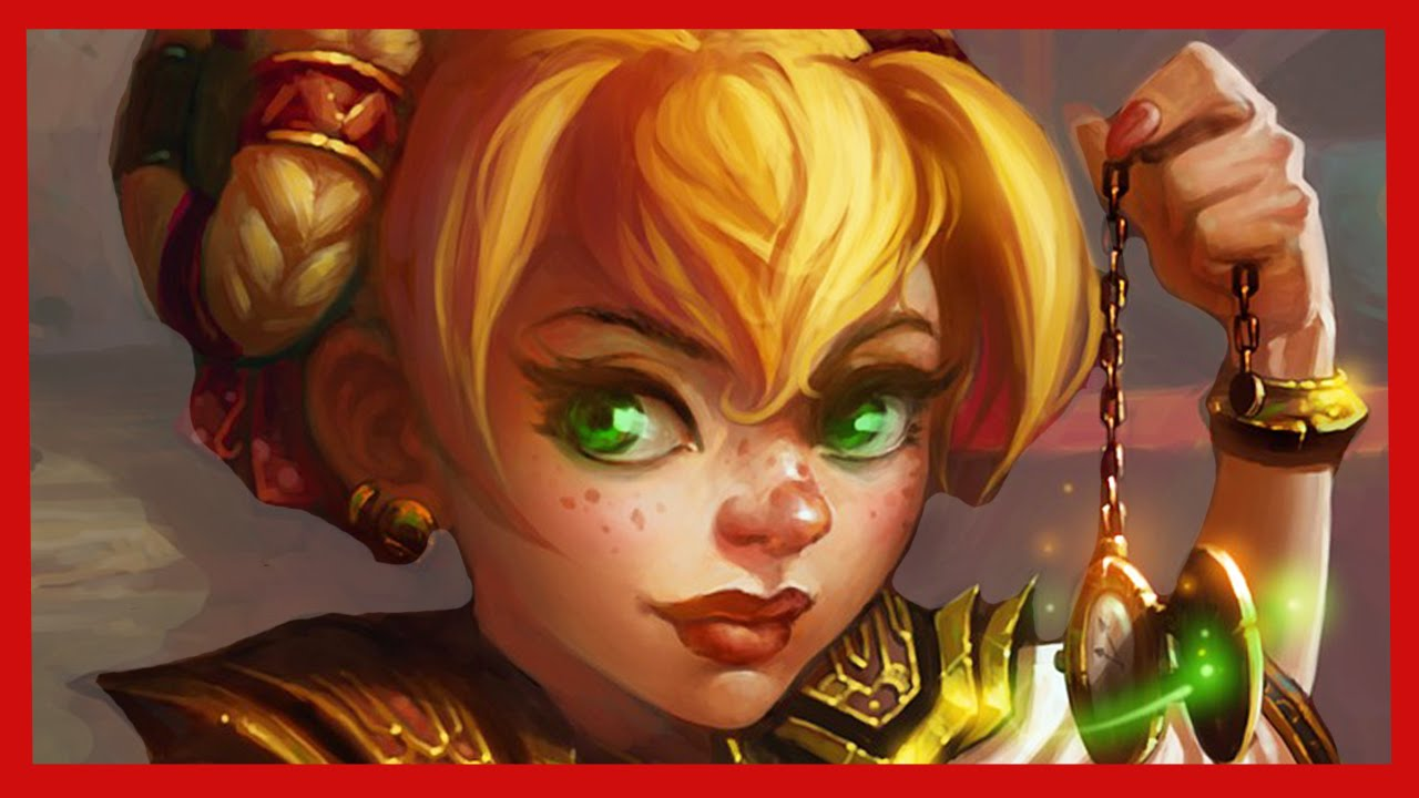 Chromie - World of Warcraft Lore