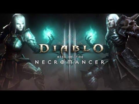 Diablo 3 - Некромант (нужен ли кузнец)