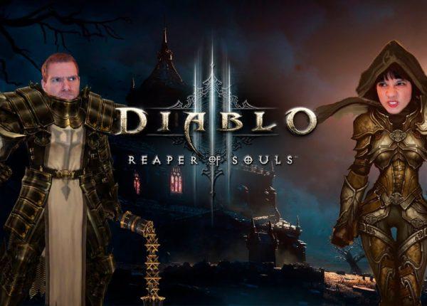 Getting into Diablo III: Reaper of Souls Co-op on PS4!