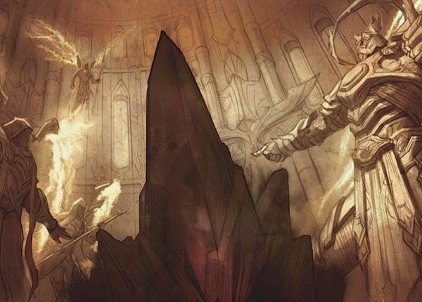 Diablo III: Reaper of Souls Opening Cinematic