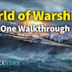 World Of Warships on Xbox One Walkthrough