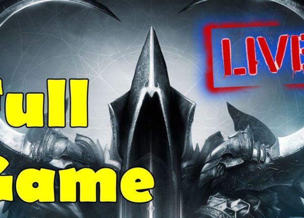 Diablo 3 Reaper of Souls Full Walkthrough Part 1 Gameplay Let's Play Playthrough Review HD