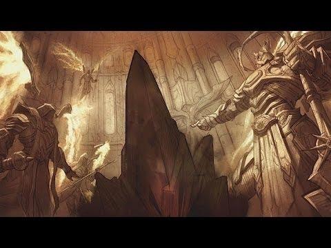 Diablo III: Reaper of Souls -- film wprowadzający
