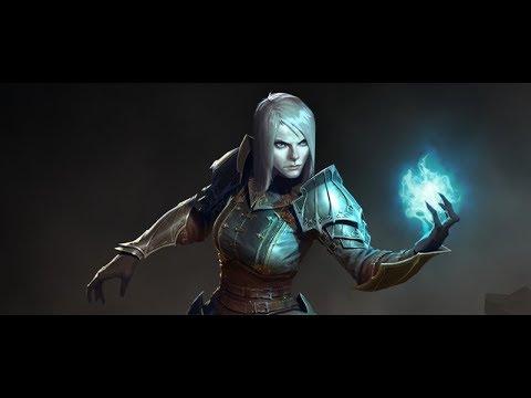 Diablo III | Стрим - Наконец-то Некромант! Стоит ли покупать обновление? (читаю чатик)