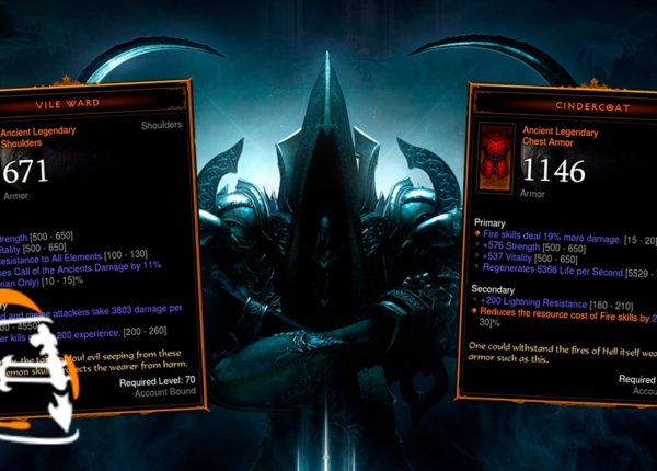 Diablo 3: нерф сверхдревних предметов
