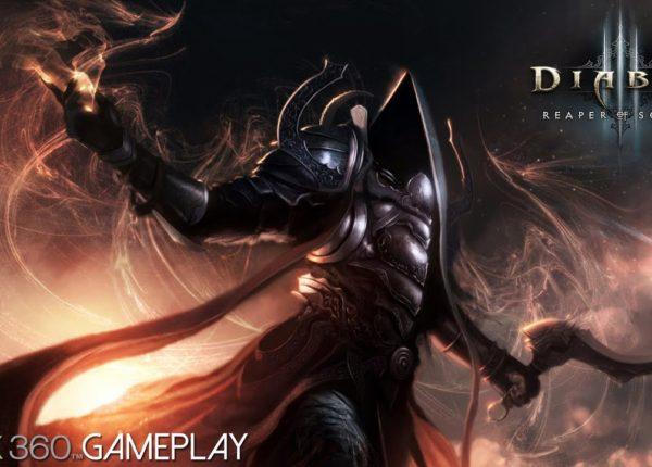 Diablo III: Reaper of Souls Gameplay (XBOX 360 HD)