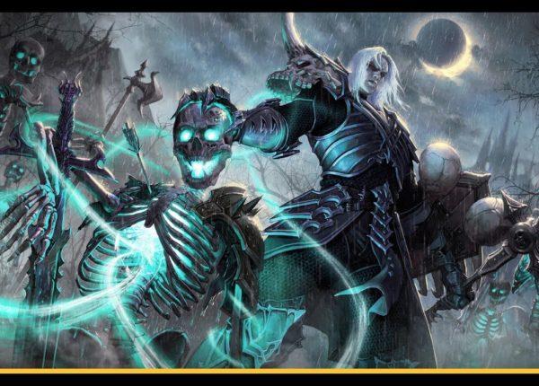FreddyPlay в Diablo 3: Возвращение Некроманта Когда вернулся из запоя