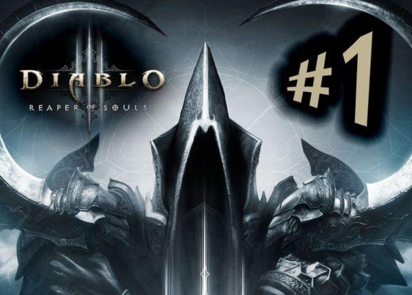 Diablo 3: Reaper of Souls - Ato V - Parte 1: A Morte!!! [ Dublado em Português do Brasil ]