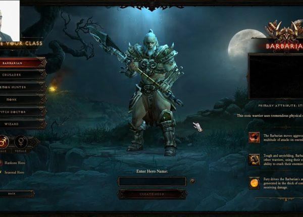 DIABLO 3 Reaper of Souls - Clases de Personajes TUTORIAL