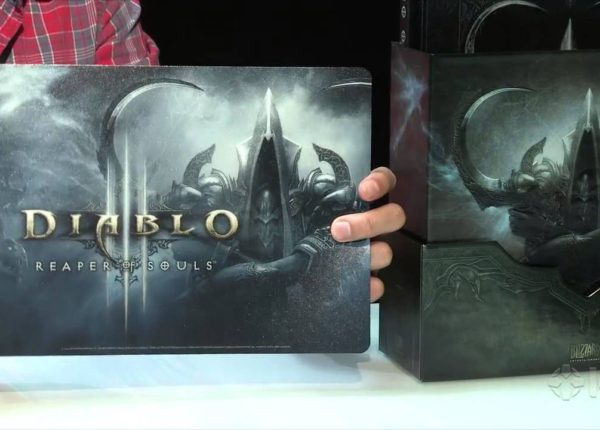 Diablo 3: Reaper of Souls Collector's Edition Unboxing