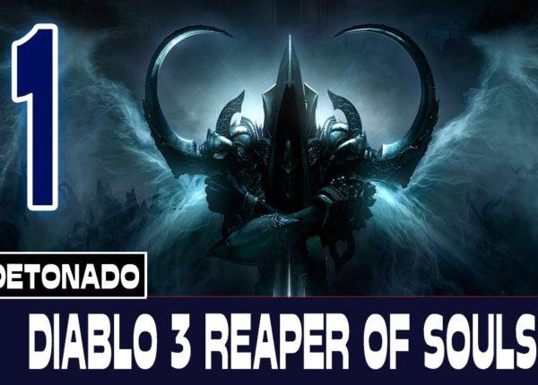 Diablo 3 Reaper of Souls Detonado Parte 01 # PT BR