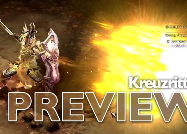 Diablo 3: Reaper of Souls - Kreuzritter | Was kann die neue Klasse? | Review