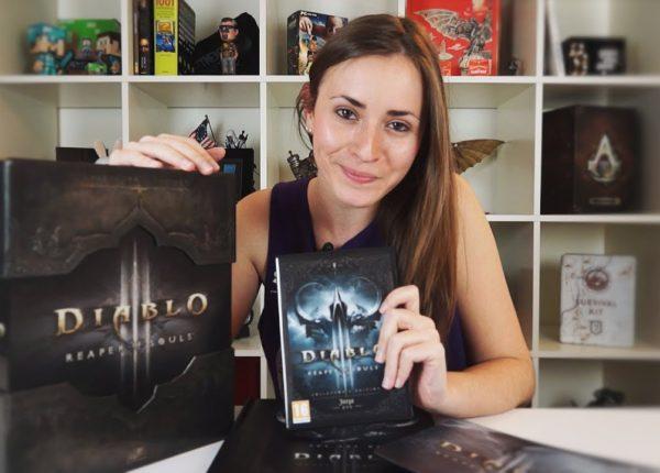 Unboxing - Diablo III: Reaper of Souls - Edición Coleccionista