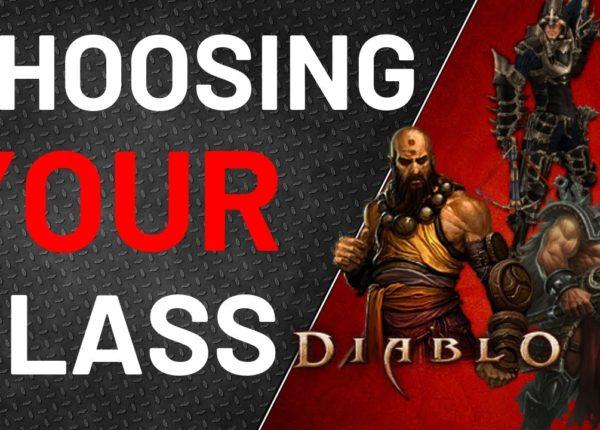 Choosing Your Class - Diablo 3