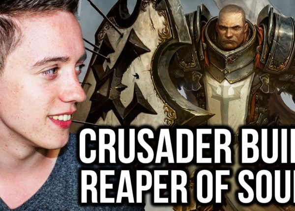 Reaper of Souls Crusader Build Guide For Level 70! (Diablo 3: Reaper of Souls Expansion)