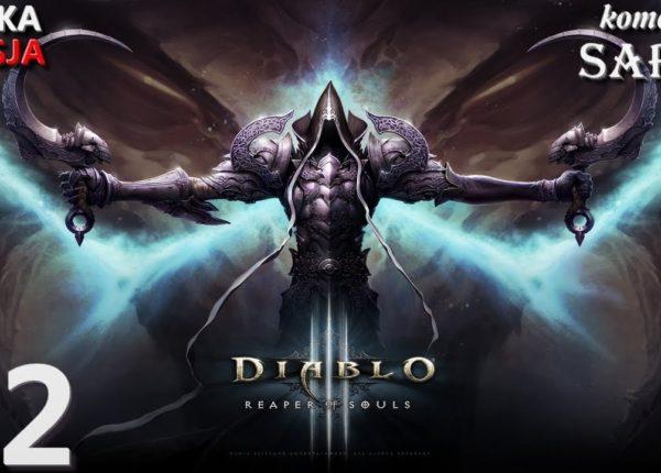 Zagrajmy w Diablo 3: Reaper of Souls (Krzyżowiec) odc. 2 - Poszukiwania Deckarda Caina