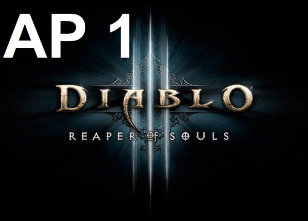 Diablo III Reaper of souls / PS4 / Let's play en español / Cap 1 Yo acudo
