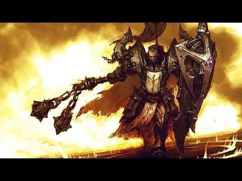 Diablo 3: Reaper of Souls - Vorschau-Video zur neuen Kreuzritter-Klasse (Crusader)