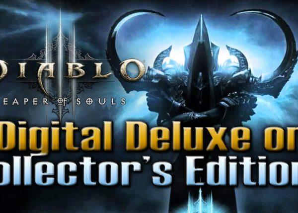 Standard, Digital Deluxe & Collector's Edition by QELRIC (Diablo 3: Reaper of Souls)