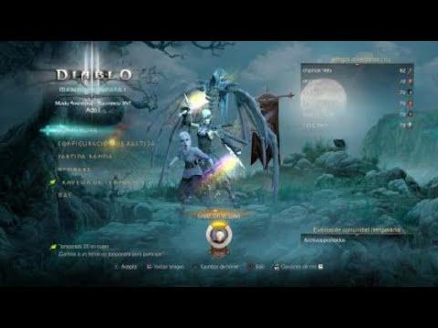 Diablo 3 Reaper of Souls Monje Inna Support ( Apoyo )